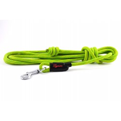 Tracking leash Tamer green/yellow 5 m