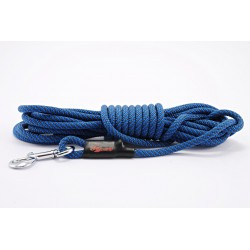 Tracking leash Tamer blue 5 m