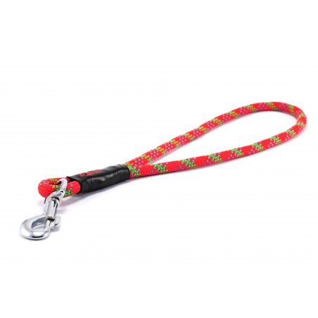 Pull tab leash red/green/blue