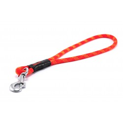 Pull tab leash Tamer red/yellow