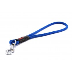 Pull tab leash Tamer blue