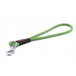 Pull tab leash Tamer green/gray