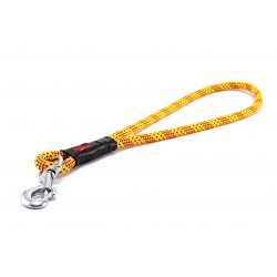 Pull tab leash Tamer yellow/red