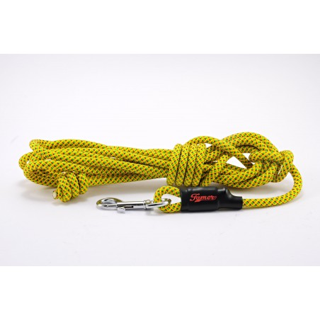 Tracking leash Tamer yellow/green/vine 7m