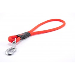 Pull tab leash Tamer red