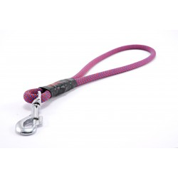 Pull tab leash Tamer red/blue