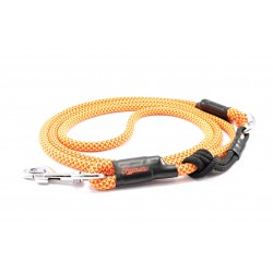 Dog leash Tamer red/orange with sliding system 8-50 Kg